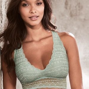 2 for $25 ❤️ Victoria's Secret Racerback Lace Bra